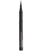GOSH Intense Eye Liner Pen 1 ml - 01 Black