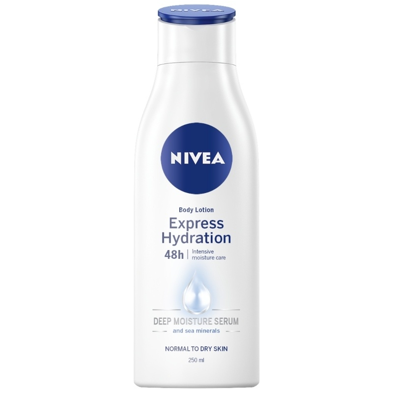 Nivea Express Hydration Body Lotion 250 ml thumbnail