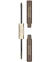 Clarins Brow Duo - 04 Medium Brown