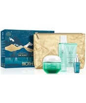 Biotherm Aquasource Gel Normal/Combination Skin Gift Set (Limited Edition)