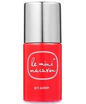 Le Mini Macaron Gel Polish 10 ml - Rouge Coquelicot