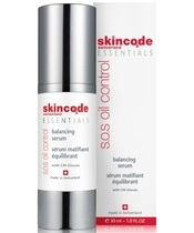 Skincode Essentials S.O.S Oil Control Balancing Serum 30 ml