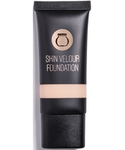 Nilens Jord Skin Velour Foundation 30 ml - No. 4454 Elm