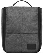Gillian Jones Vittorio Hang Up Bag Men Grey 11027-BA