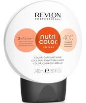 Revlon Nutri Color Filters 240 ml - 400 Tangerine