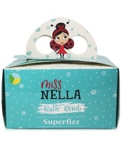 Miss NELLA Bath Bomb 3 Pieces - Superfizz