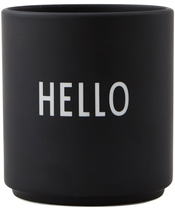 Design Letters Favourite Cup - Hello