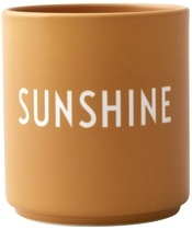 Design Letters Favourite Cup - Sunshine