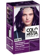 L'Oréal Paris Colorista Permanent Gel #magneticplum