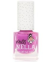 Miss NELLA Nail Polish 4 ml - Blueberry Smoothie