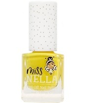 Miss NELLA Nail Polish 4 ml - Banana Split