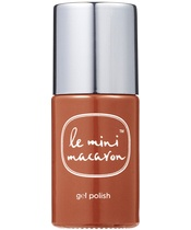 Le Mini Macaron Gel Polish 10 ml - Salted Caramel